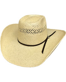 Bullhide Men's Super Duty 50X Jute Cowboy Hat, , hi-res