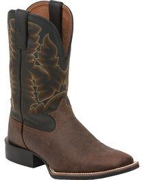 Tony Lama Men's 3R Western Work Boots, , hi-res