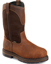 Red Wing Irish Setter Ramsey Pull-On Work Boots - Aluminum Toe , , hi-res