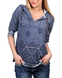 Shyanne® Women's Aztec Printed Hoodie, , hi-res