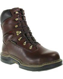 Wolverine Men's Buccaneer MultiShox® Steel Toe Waterproof Work Boots, , hi-res
