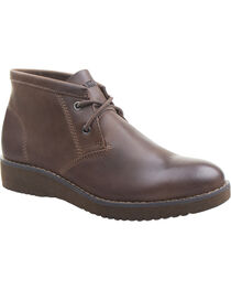 Eastland Women's Tan Harmony Chukka Booties, , hi-res