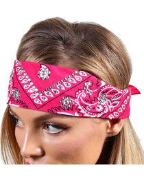 Shyanne® Women's Glittering Bandana, , hi-res