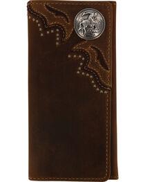 Cody James® Men's Leather Wallet, , hi-res