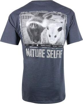 Nature Selfie Men's Roadkill Avenue Short Sleeve Tee, Charcoal, hi-res