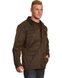Cody James Men's Oilskin Jacket, , hi-res