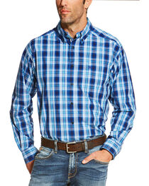 Ariat Men's Multi Radwin Long Sleeve Shirt - Big and Tall, , hi-res