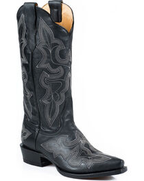 Stetson Women's Jess Western Boots, , hi-res