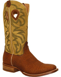 Twisted X Men's Ruff Stock Cowboy Boots - Square Toe, , hi-res