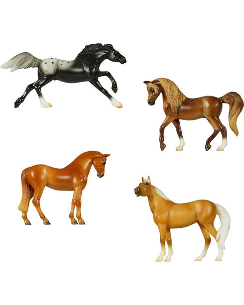 Breyer Stablemates Horse Crazy Gift Collection, Multi, hi-res
