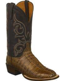 Lucchese Men's Caiman Western Boots, , hi-res
