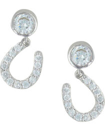 Montana Silversmiths Luck by Starlight Earrings, , hi-res