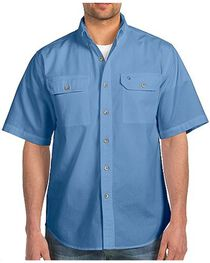 Carhartt Fort Short Sleeve Work Shirt - Big & Tall, , hi-res