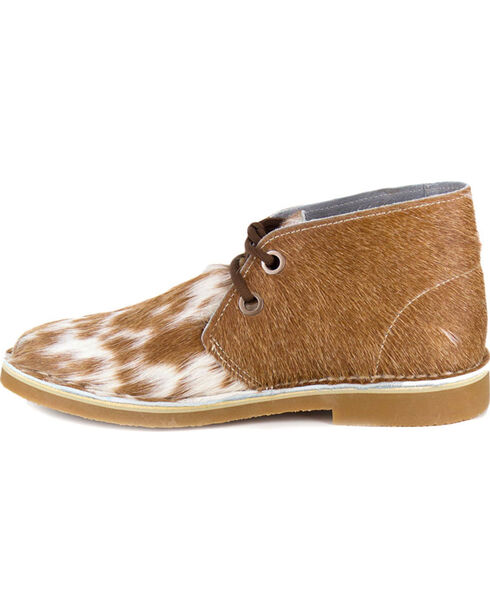 Uwezo Men's Cowhide Desert Boot, Multi, hi-res