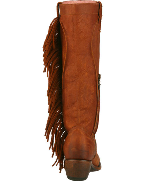 Junk Gypsy by Lane Women's Texas Tumbleweed Western Boots, Chili, hi-res
