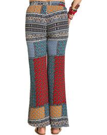 Umgee Women's Palazzo Print Pants, , hi-res