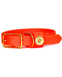 SouthLife Supply Hunter Orange Waterproof Dog Collar, , hi-res