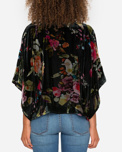Johnny Was Women's Killani Cropped Top , Multi, hi-res