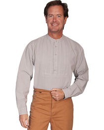 Rangewear by Scully Pleated Inset Bib Shirt - Big and Tall, , hi-res