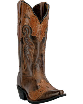 Laredo Women's Ramona Fashion Boots, Distressed, hi-res
