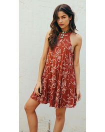 Sadie & Sage Women's Russet Sena Dress, , hi-res