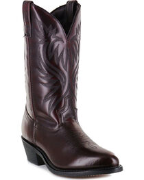 Cody James® Men's Black Cherry Embroidered Western Boots, , hi-res