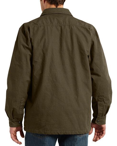 Carhartt Men's Chatfield Ripstop Shirt Jacket, Dark Brown, hi-res
