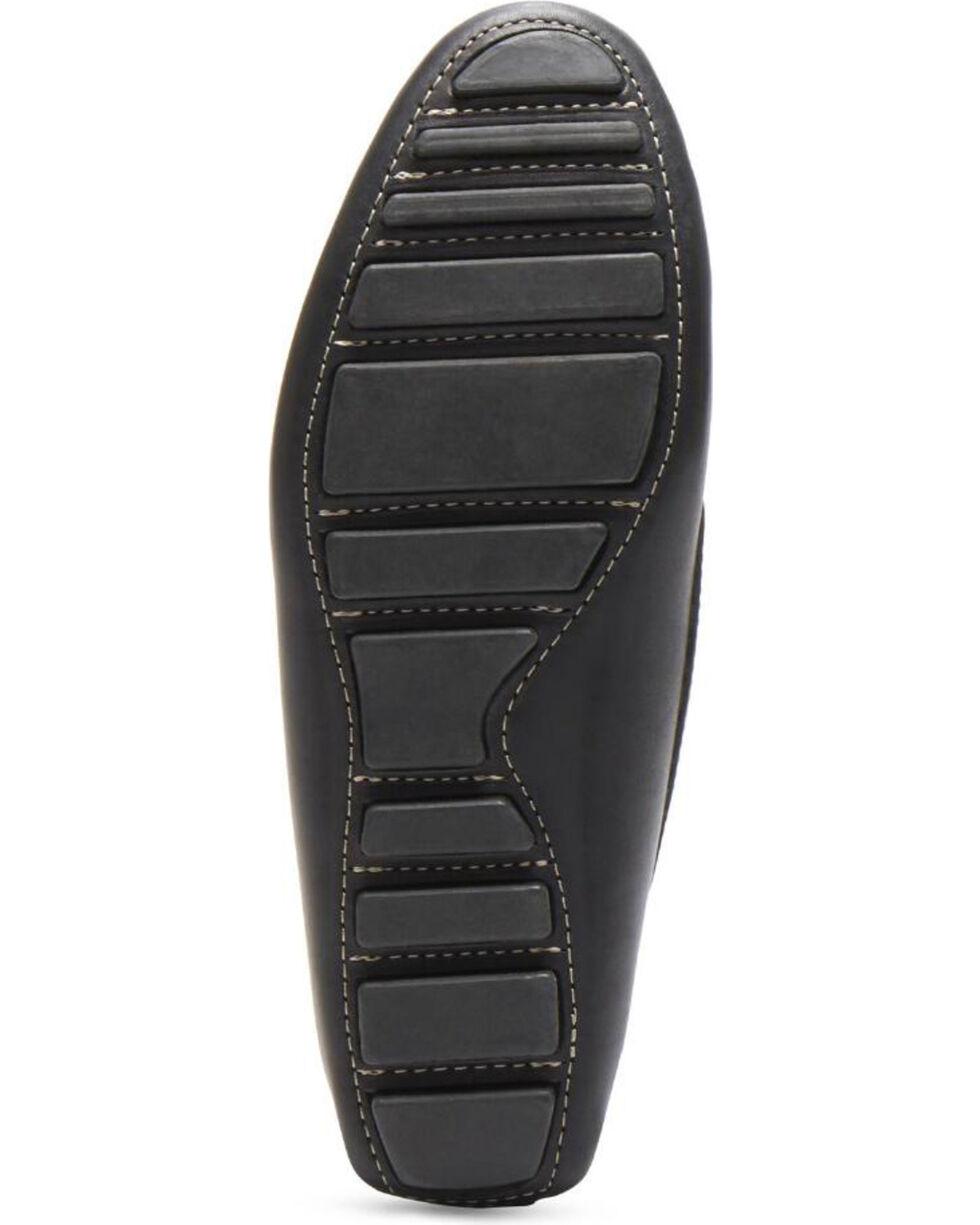 Eastland Women's Black Debora Woven Flats , Black, hi-res