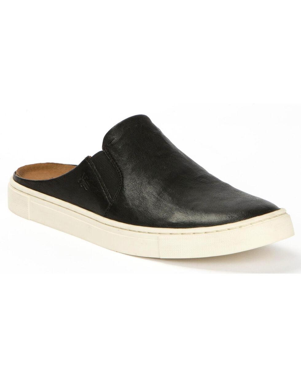 Frye Women's Ivy Mule Shoes , Black, hi-res