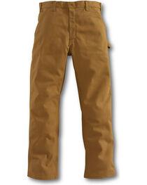 Carhartt Men's Flame-Resistant Duck Dungaree Work Pants, , hi-res