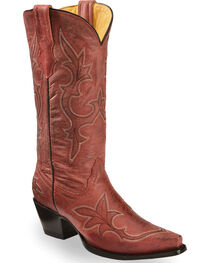 Corral Women's Desert Stitched Western Boots, , hi-res