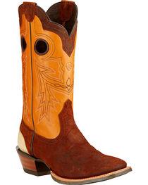 Ariat Men's Wildstock Western Boots, , hi-res
