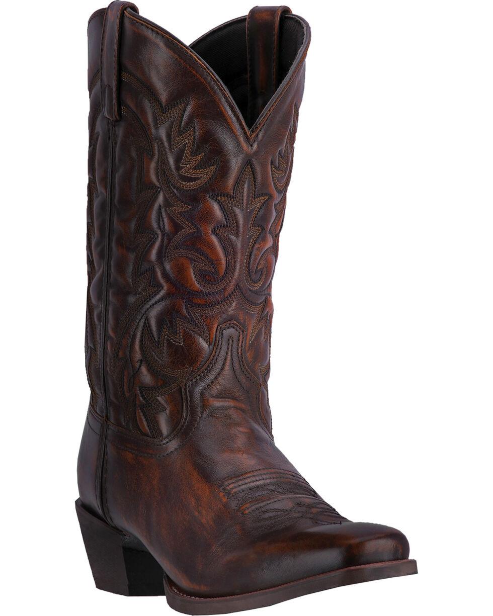 Laredo Men's Emporia Western Boots - Square Toe, , hi-res