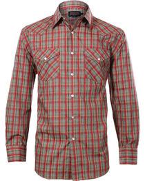 Pendleton Men's Plaid Check Long sleeve Shirt, , hi-res