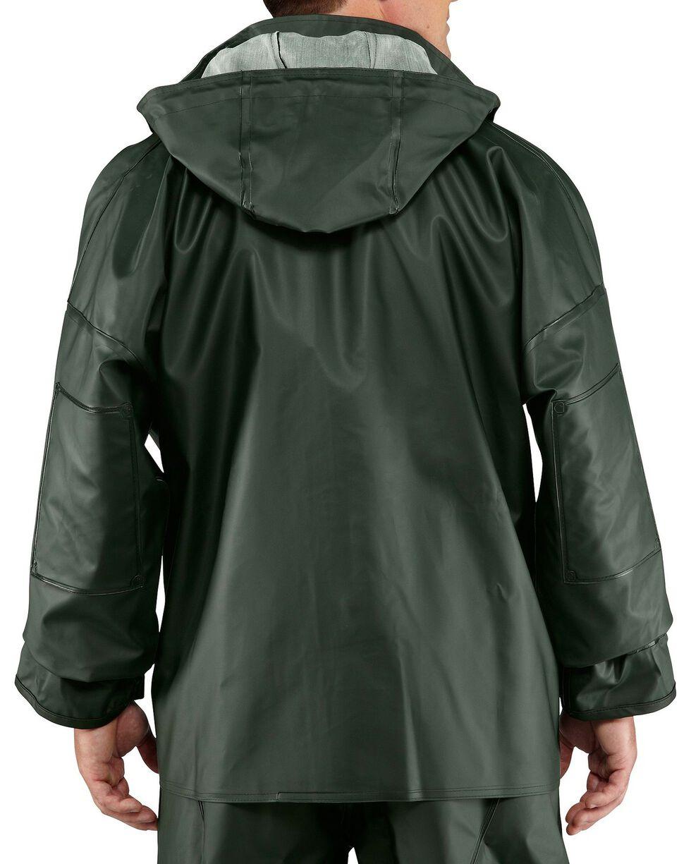 Carhartt Surrey Rain Coat, Green, hi-res