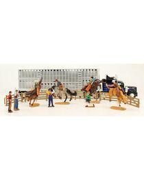 Bigtime Rodeo Complete Bull Hauler Rodeo Set, , hi-res