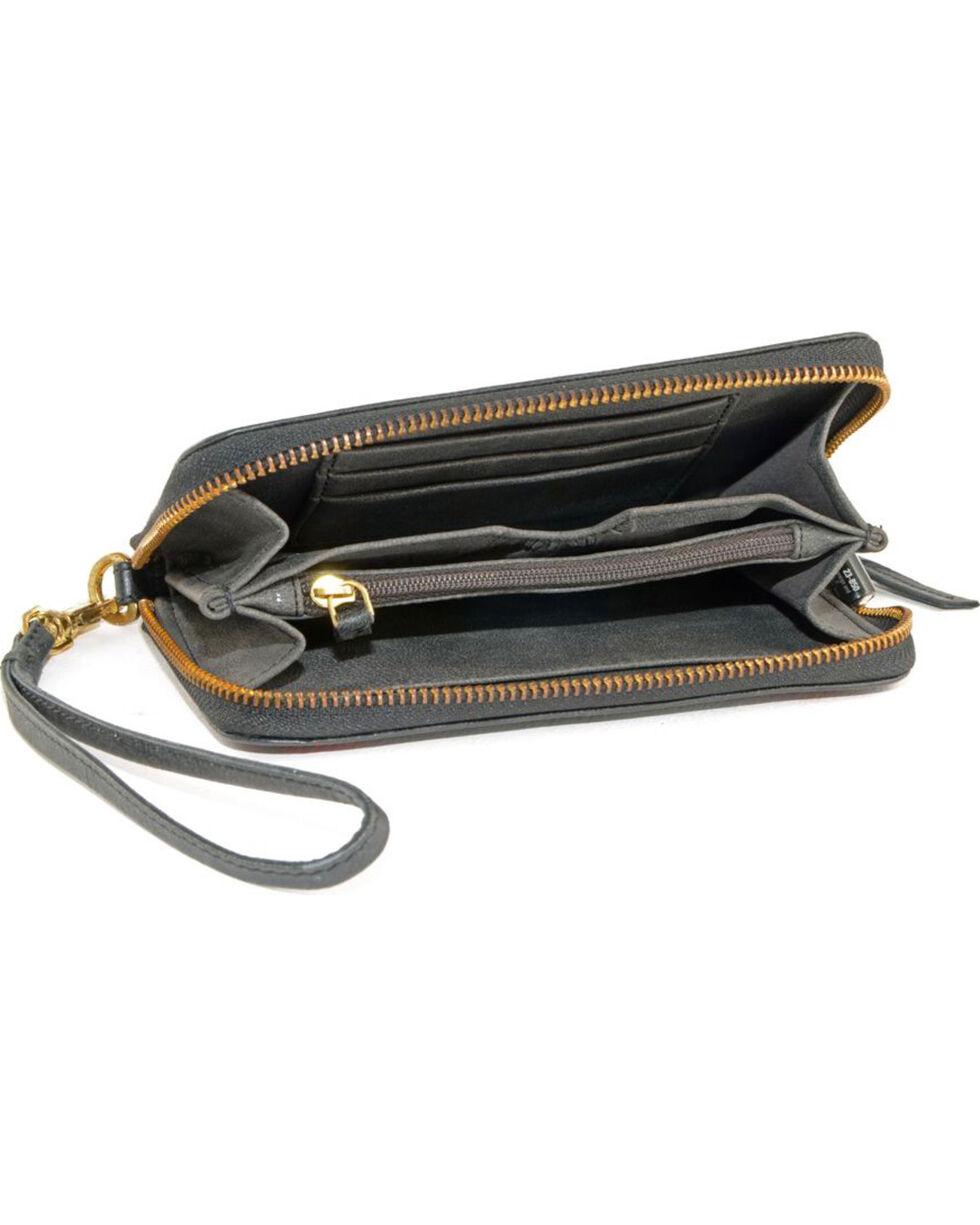 Gameday Boots Florida State University Leather Wristlet, Black, hi-res