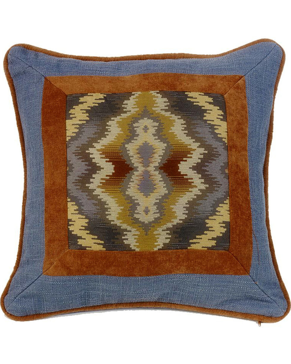 HiEnd Accents Multi Lexington Framed Pillow, Multi, hi-res