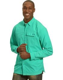 Under Armour Men's Fish Hunter Long Sleeve Shirt , , hi-res