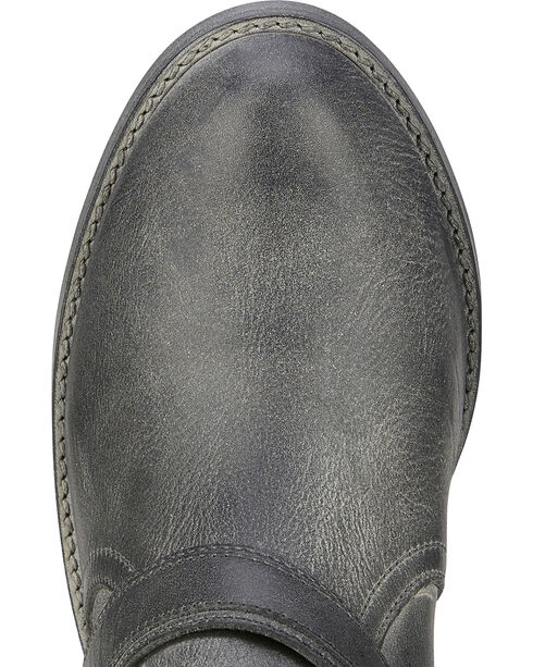 Ariat Ready to Go Boots - Round Toe, Ash, hi-res