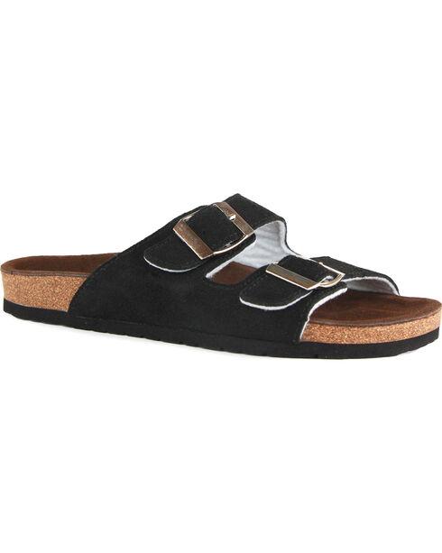 Lamo Sequoia 2 Strap Sandals, Black, hi-res
