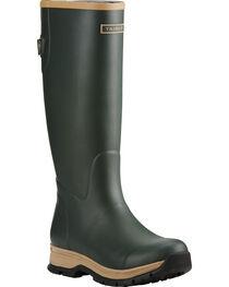 Ariat Women's Juniper Fernlee Rubber Outdoor Boots , , hi-res