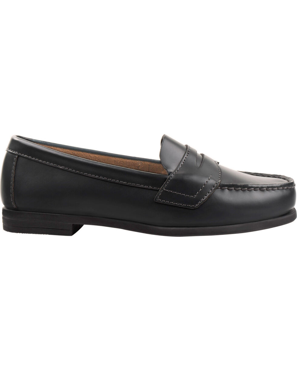 Eastland Women's Black Classic II Penny Loafer , Black, hi-res