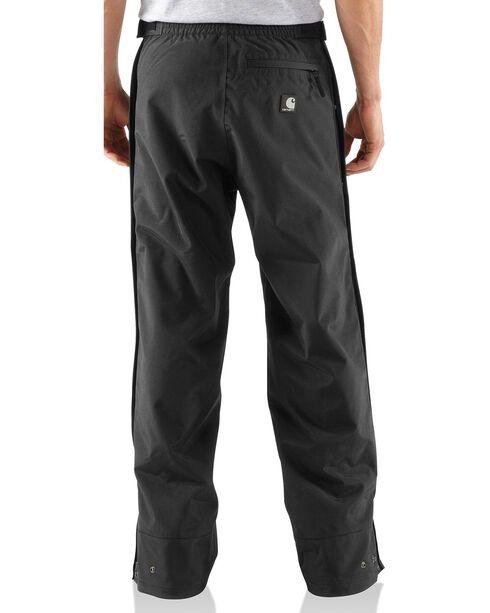 Carhartt Shoreline Work Pants - Tall, Black, hi-res
