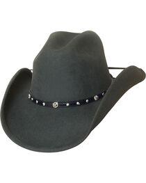 Bullhide Balled Up Premium Wool Classic Cowboy Hat , , hi-res