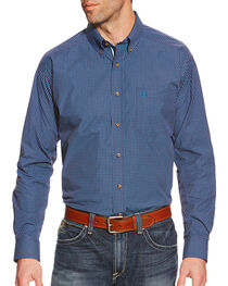 Ariat Men's Orson Long Sleeve Performance Shirt, , hi-res