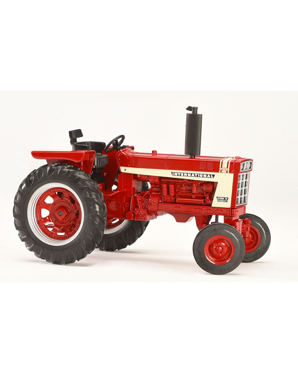 Ertl by Tomy 1/16 International Harvester Hydro 70 Tractor , Red, hi-res