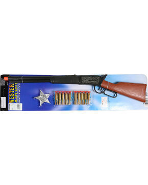 Parris Western Air Gun Rifle, No Color, hi-res