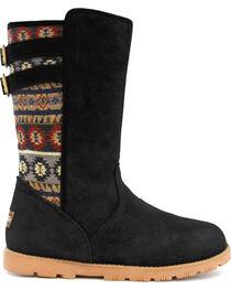 Lamo Women's Melanie Suede Winter Boots - Round Toe, , hi-res
