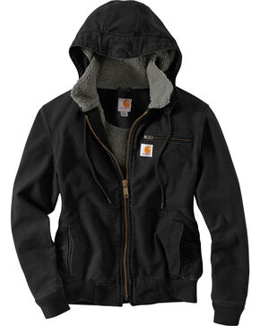 Carhartt Women's Wildwood Jacket, Black, hi-res